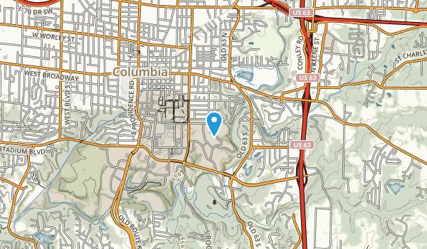 Clyde Wilson Memorial Park Map