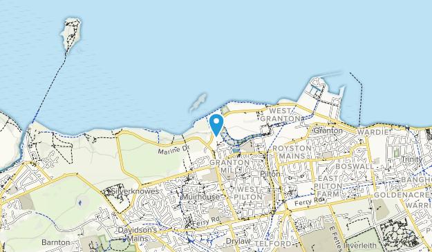 Cyclone Mountain Bike Track Map