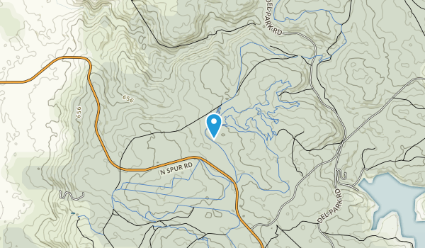 Marrinup State Forest Map