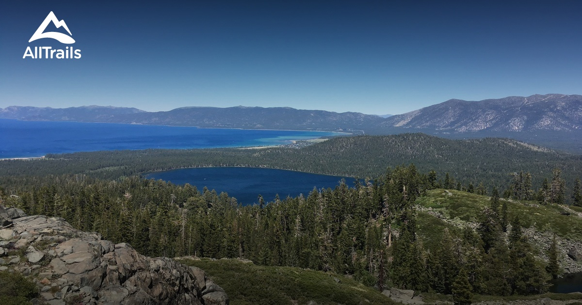 Best Trails In El Dorado National Forest California