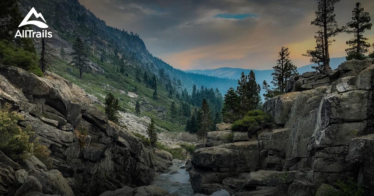 El Dorado Park Nature Trail