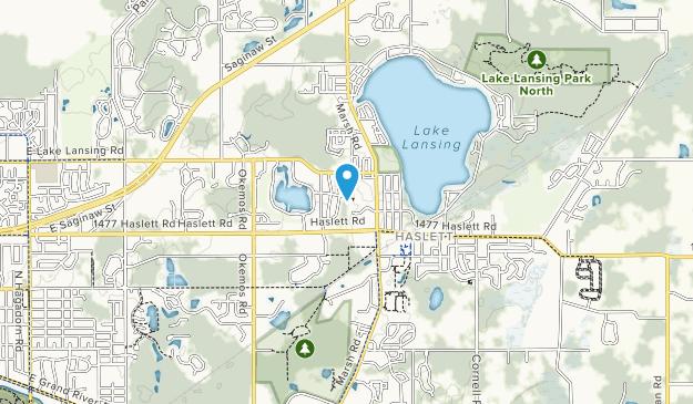 Hillbrook Park Map
