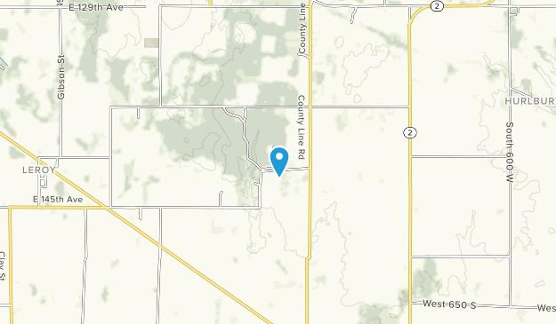 Stoney Run County Park Map