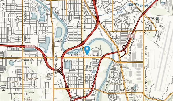 Chapin Park Map