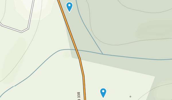 Hidden Valley Preserve Map