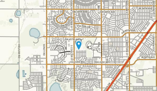 John Stiff Memorial Park Map