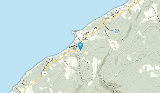 Arisaig Provincial Park Map