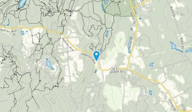 Blackledge Falls Town Park Map