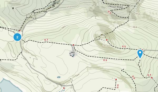 Lomond Hills Regional Park Map