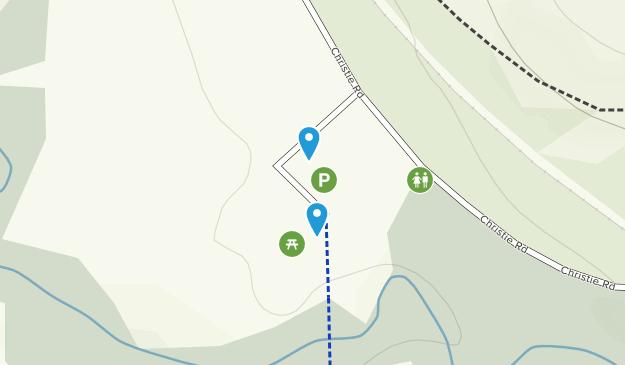 Fernandez Ranch Map