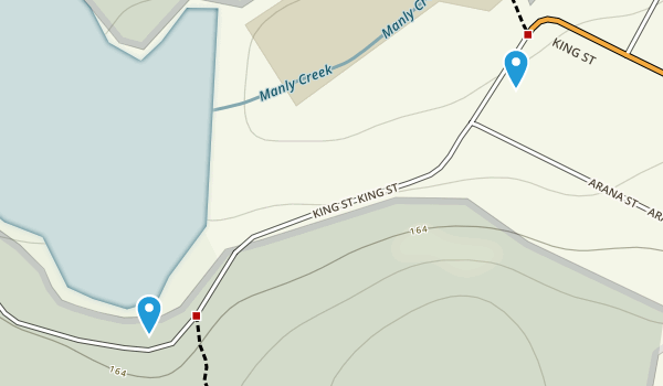 Manly-Warringah War Memorial Park Map