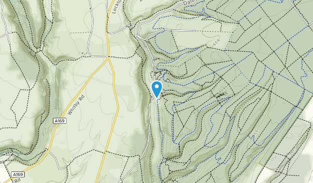 Dalby Forest Map