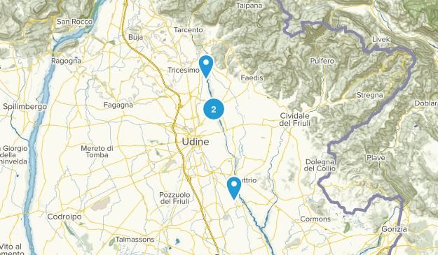 River Torre Park Map