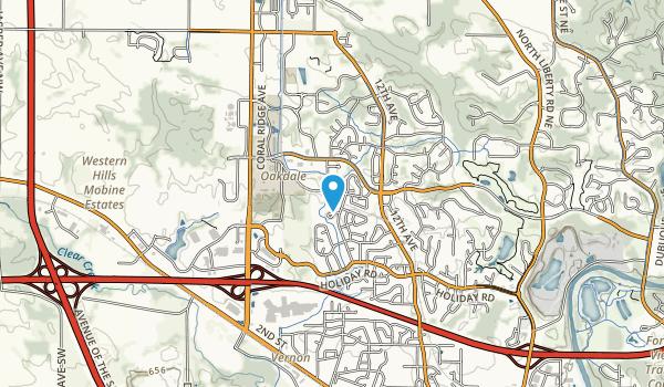 Auburn Hills Park Map
