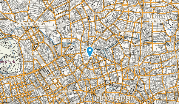 Mile End Park Map