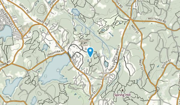 Nara Park Map