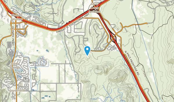Trailside Park Map