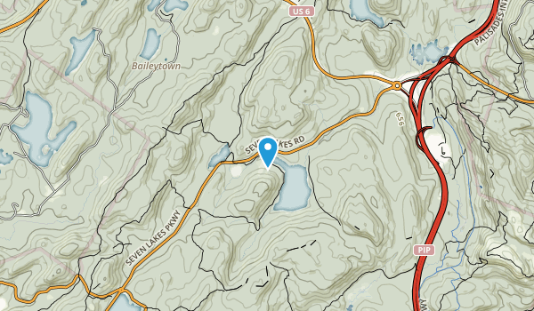Harriman State Park Map