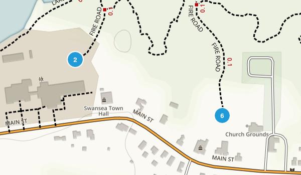 Village Park Map