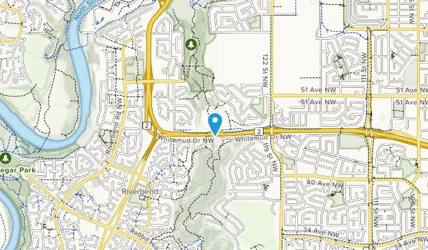 Whitemud Park Map