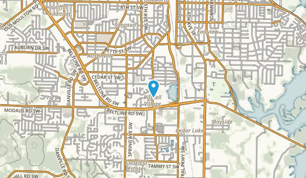 Point Mallard Park Map