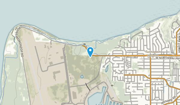 Earthquake Park Map