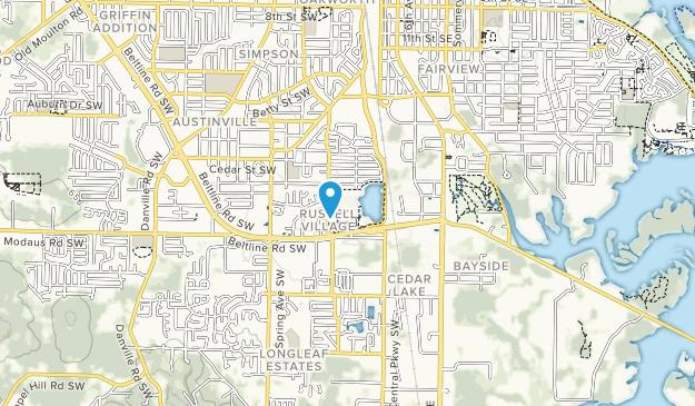 Wilson Morgan Park Map
