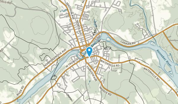 Debe Park Map