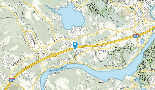 Acorn Mountain Park Map
