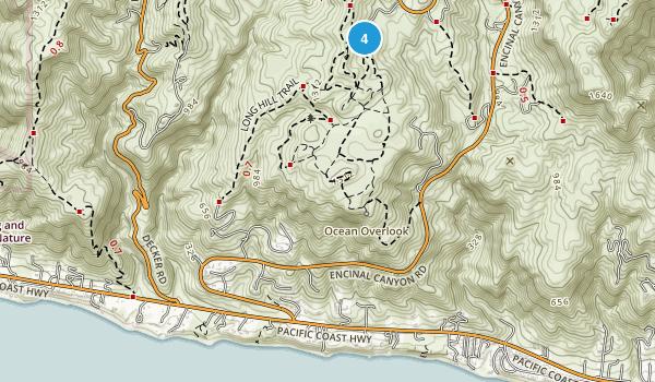 Charmlee Wilderness Park Map