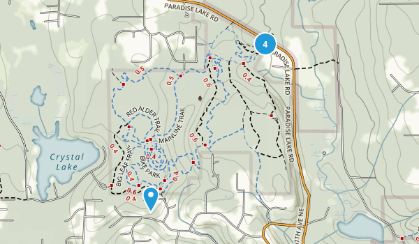 Paradise Valley Conservation Area Map
