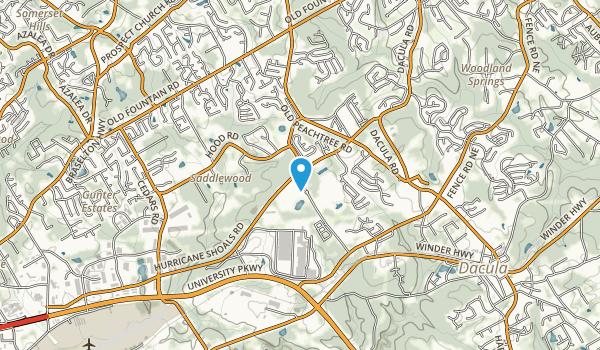 Rabbit Hill Park Map
