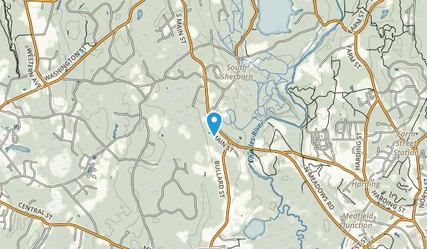 Rocky Narrows Map