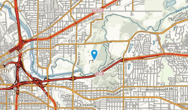 Gateway Park Map
