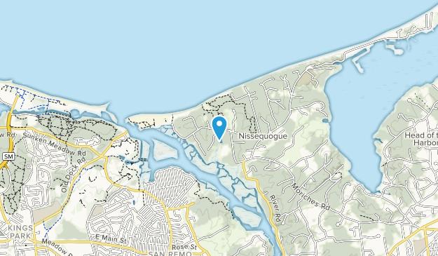 David Weld Sanctuary Map