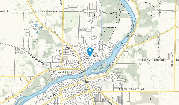 Meadows Park Map