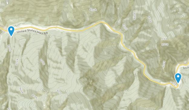 Colin Neblett State Wildlife Area Map