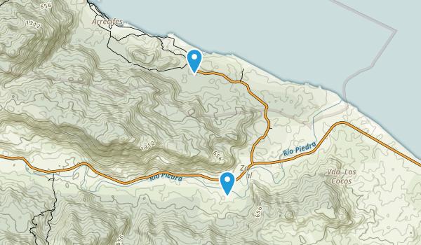Tayrona National Park Map