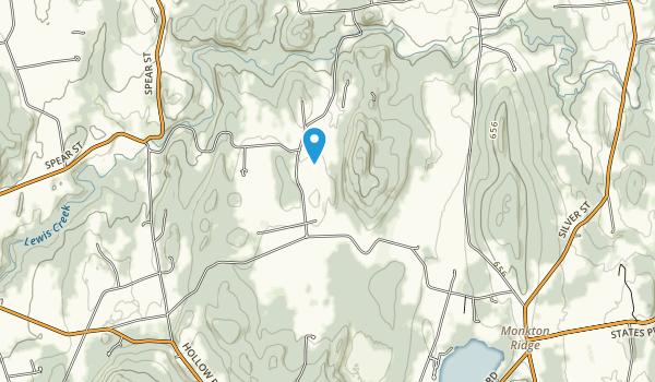 Raven Ridge Preserve Map