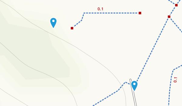 Edworthy Park Map