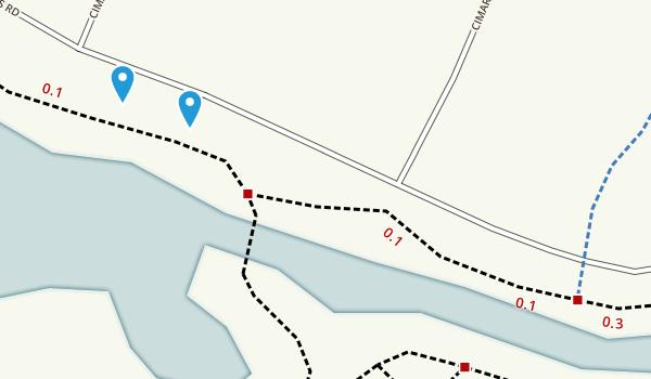 Cimarron Park Map