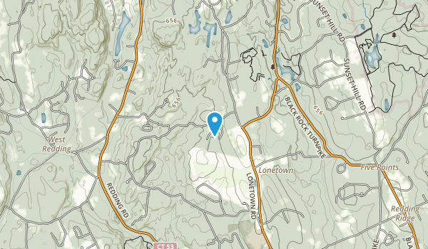Limekiln Natural Area Map