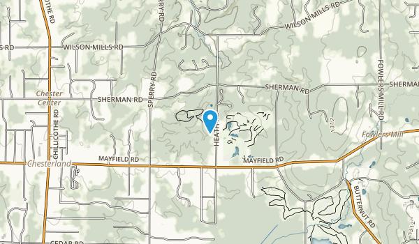 Sunnybrook Preserve Map