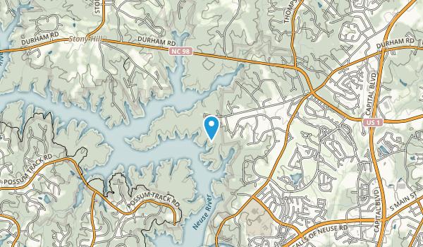 Forest Ridge Park Map