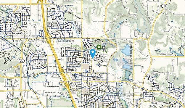 Essex Park Map