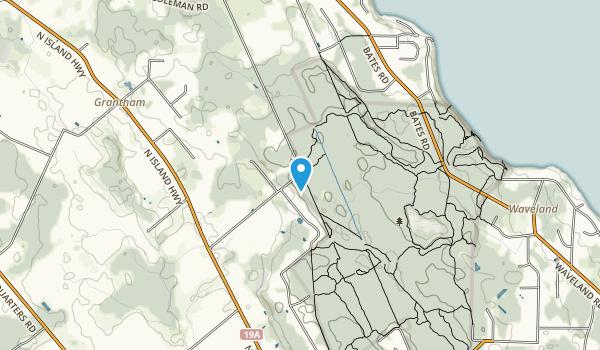 Seal Bay Regional Nature Park Map