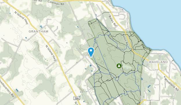 Seal Bay Regional Nature Park Map