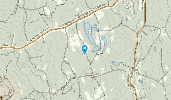 Joshua's Trust - Knowlton Preserve Map
