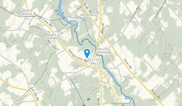 Hawkes Preserve Map