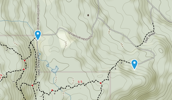 Mount Maxwell Provincial Park Map